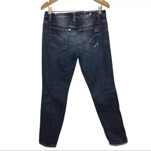 Joe's Jeans Chelsea Ankle Distressed Ripped